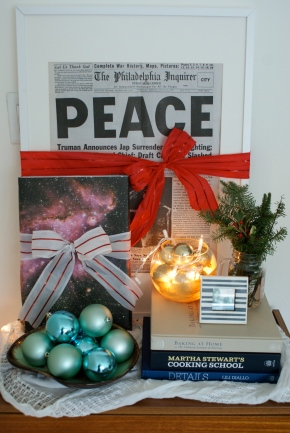 "Vote for my Holiday ""Mantel""!"