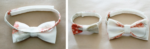 DIY Bow Tie: Step 15