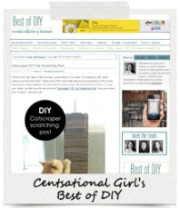 Featured On: Centsational Girl's Best of DIY