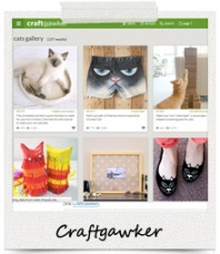 Featured On: Craftgawker