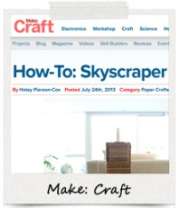 Featured On: Make Craft