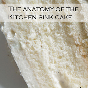 The Kitchen Sink Cake